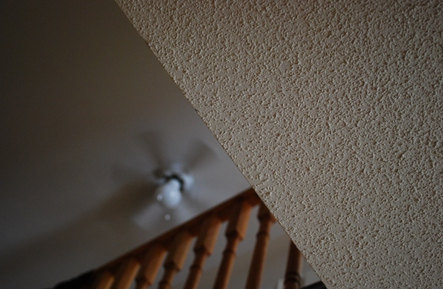 Why Update a Decrepit Salida Popcorn Ceiling