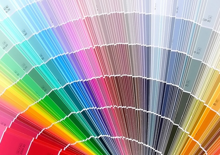 Keep Up With Color Design Fashions