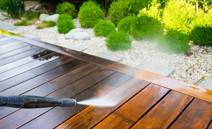 Avoid a Pressure Wash Disaster