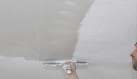 Reasons Why Removing Popcorn Ceilings is Difficult