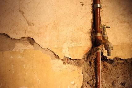 Pluging Up Holes