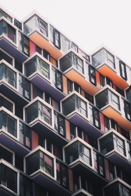 Paint Your Multi Tenant Building