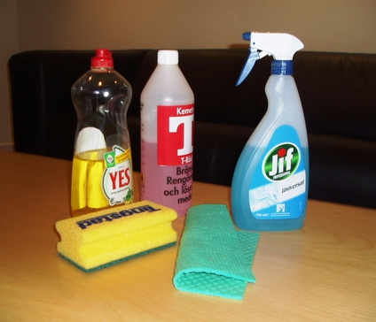Do You Use Detergents