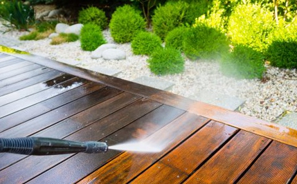 Avoid a Power Wash Disaster