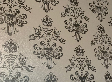 Use a Stencil to Embellish Your Room