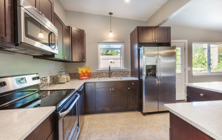 Cabinet Refinishing Choices