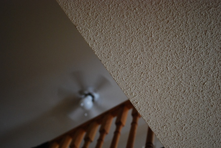 About Popcorn Ceilings