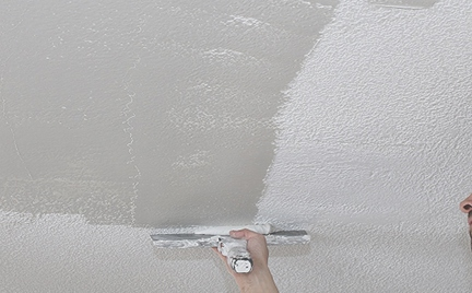 Difficulties in DIY Popcorn Ceiling Removal